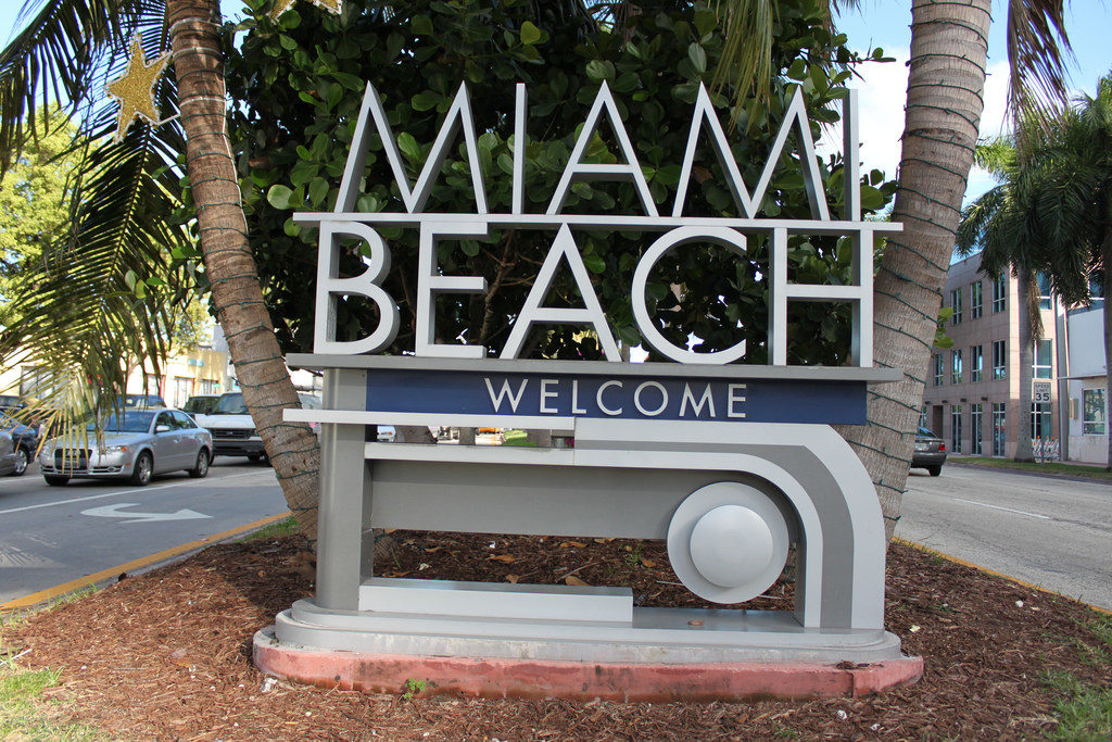 Miami Beach Welcome